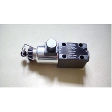 GENERAL DYNAMICS HAND OPERATED VALVE ASSY
